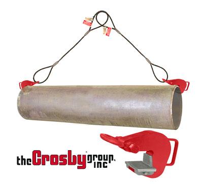 Crosby Pipe Hooks