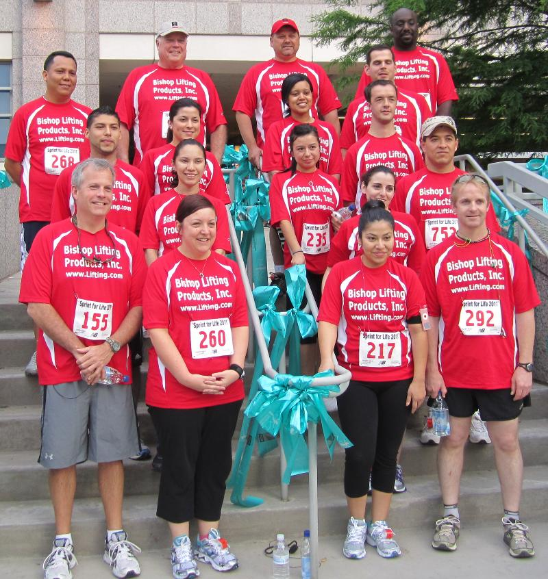 Sprint For Life 2011