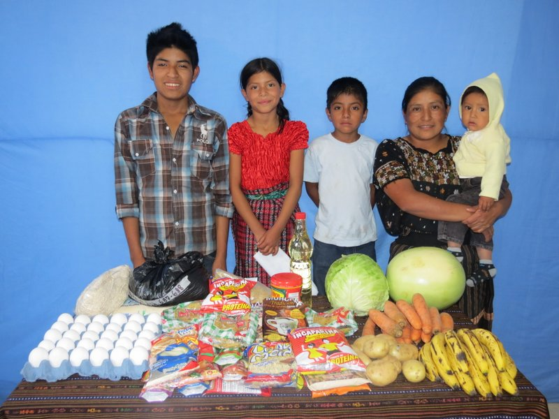 Help Mayan Families