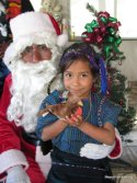 Christmas Holiday party with Santa