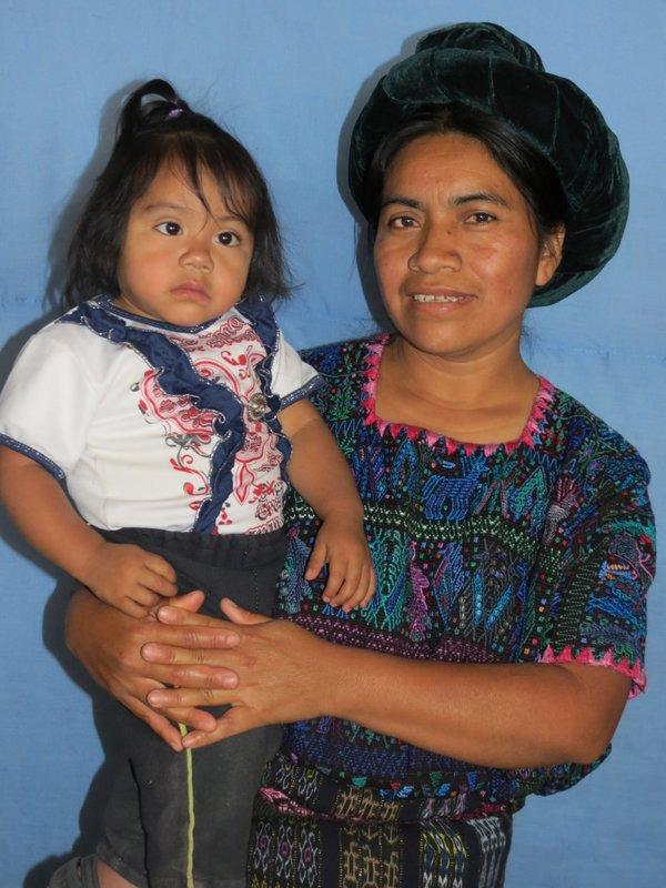 Mayan Mother
