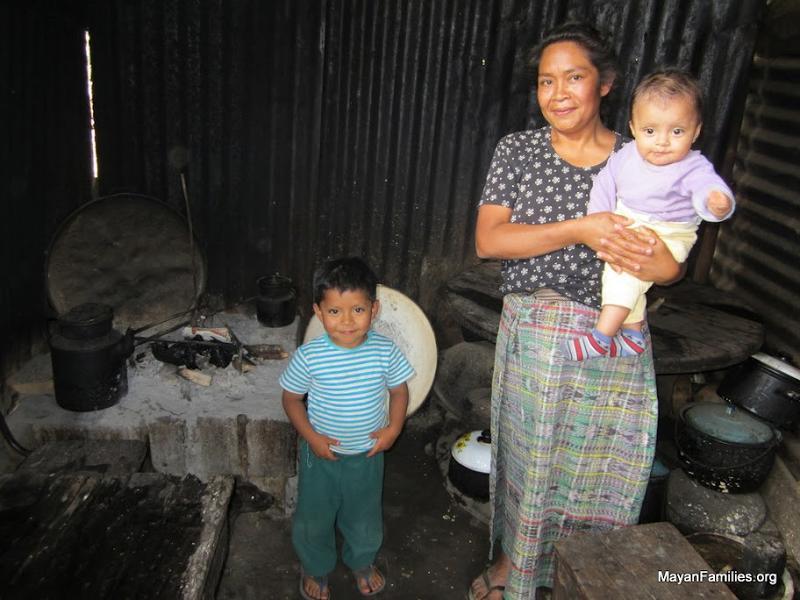 Mayan Mothers Kitchen