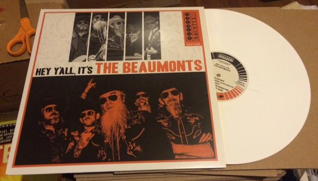 Beaumonts White Vinyl