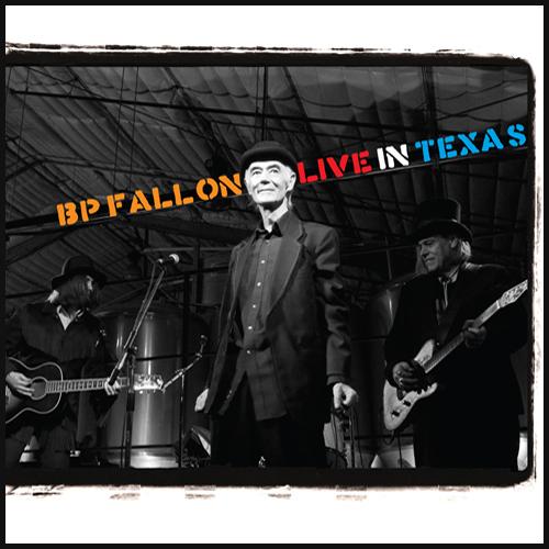 BP FALLON LIVE COVER