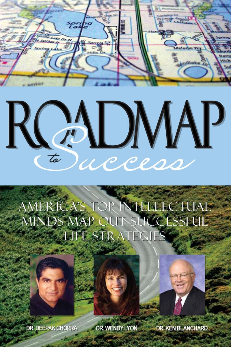 Roadmap to Success Book Cover