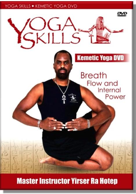 YogaSkills DVD cover