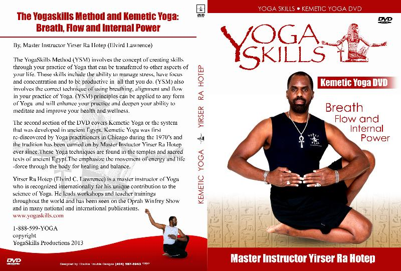News from YogaSkills School of Kemetic Yoga: Evolution of