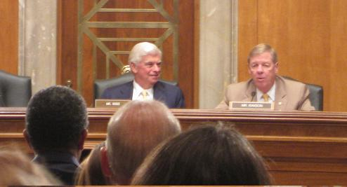 Advocacy 2009 Dodd and Isakson