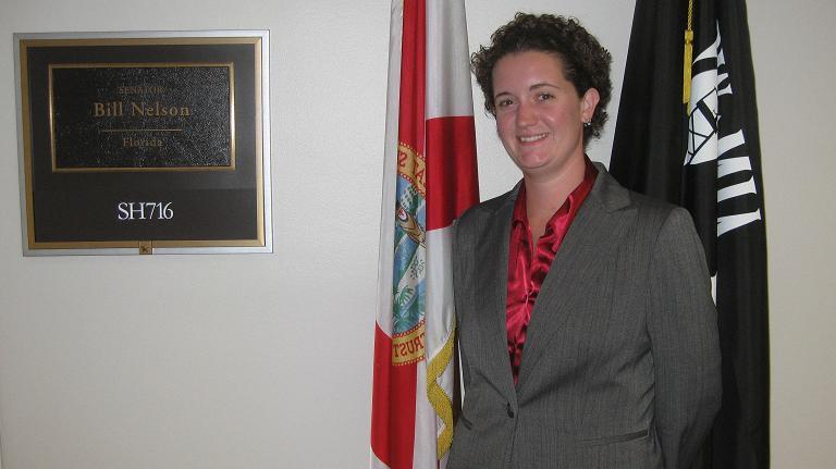 Nadia at Capitol