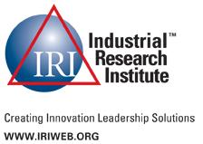 New IRI logo