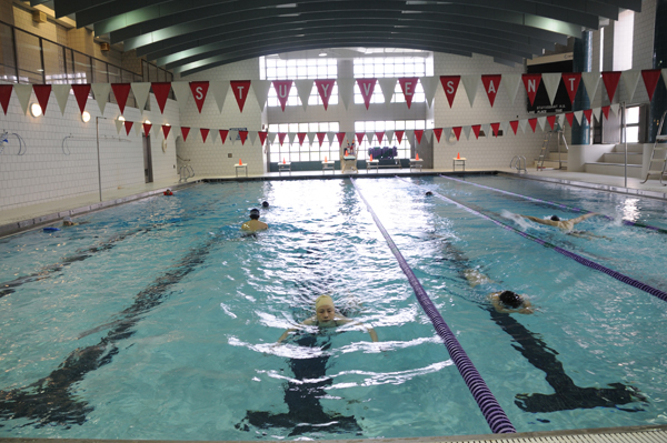 The Swimming Pool At Stuyvesant High School Has Just Reopened After Being Closed For One And A
