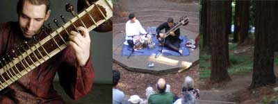 redwood concert
