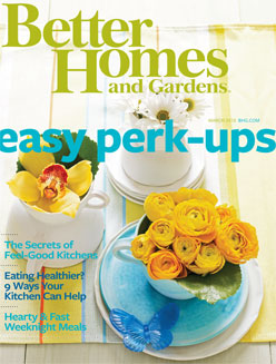 Better Homes Garden cover