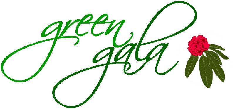 green gala 2011 logo