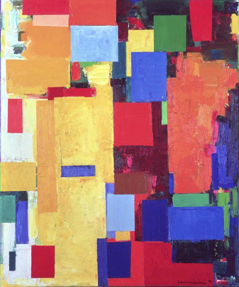 Hofmann painting