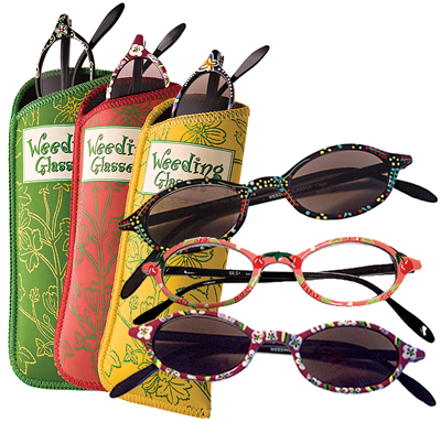 weeding glasses
