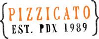 Pizzicato Pizza Logo