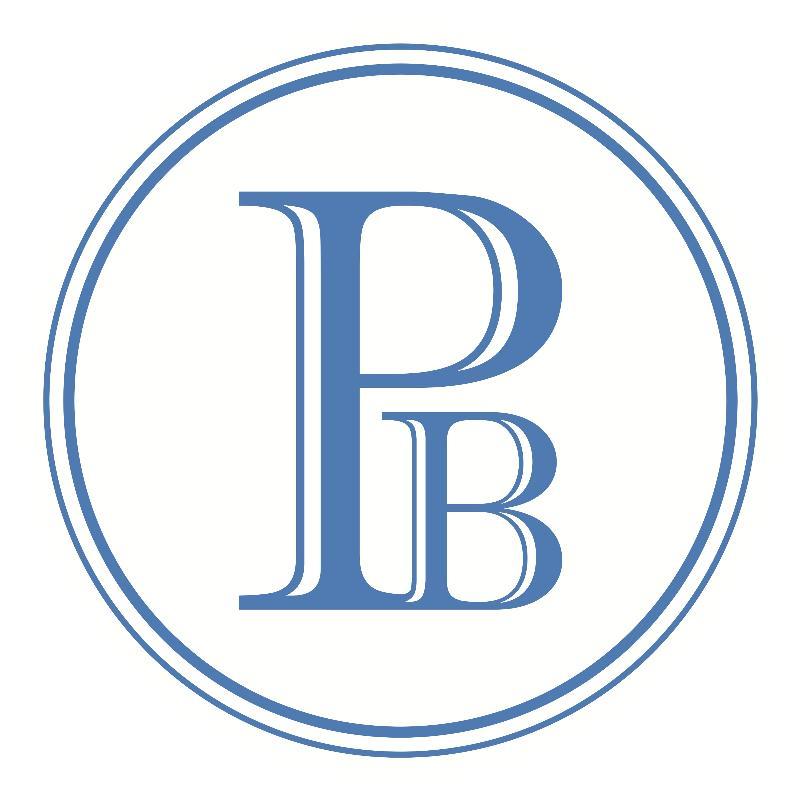 PBlue logo (circle)