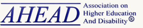 AHEAD Logo Gradient (blue on white)