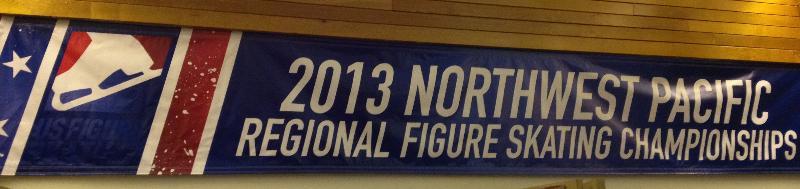 skating championship banner