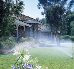 outdoor irrigation management
