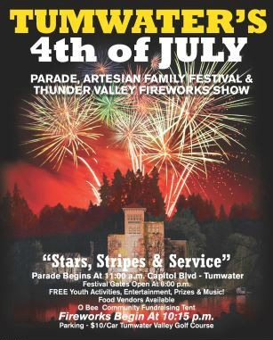 2013 4th of July Poster