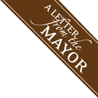 Letter from the Mayor banner
