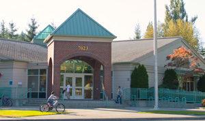 Tumwater-Library