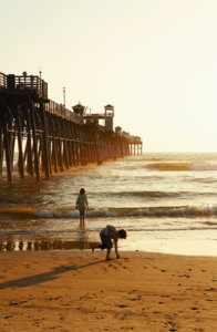 pier day