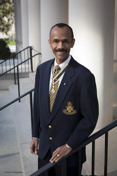 Michael N. Henderson, SAR