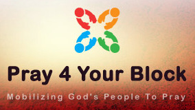 Pray4YourBlock LOGO