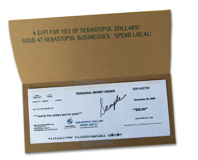 Sebastopol Dollars