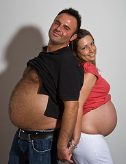 belly fat couple