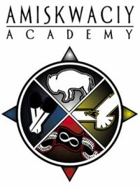 Amiskwaciy logo