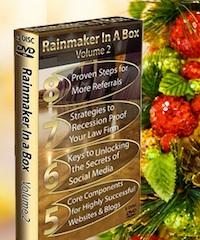 Rainmaker In A Box Vol 2