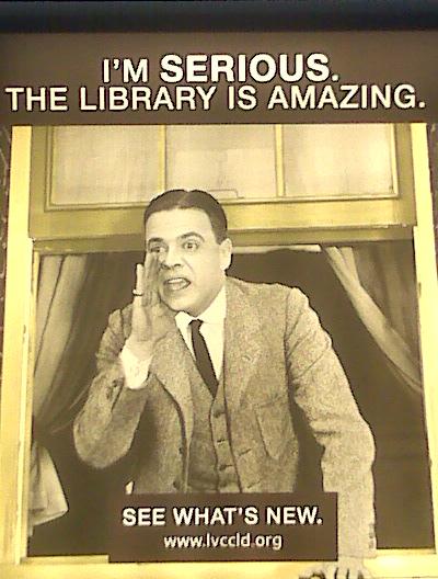 public library ad