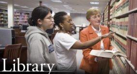 RWU law library