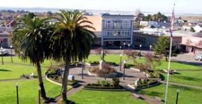 City of Arcata, Plaza