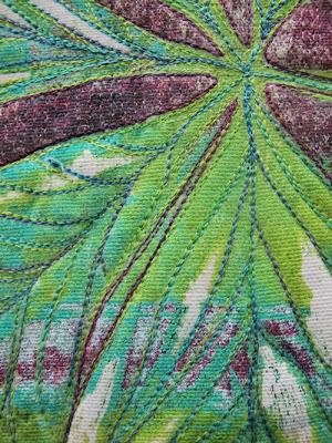 132 Gelli Plates Textile Art