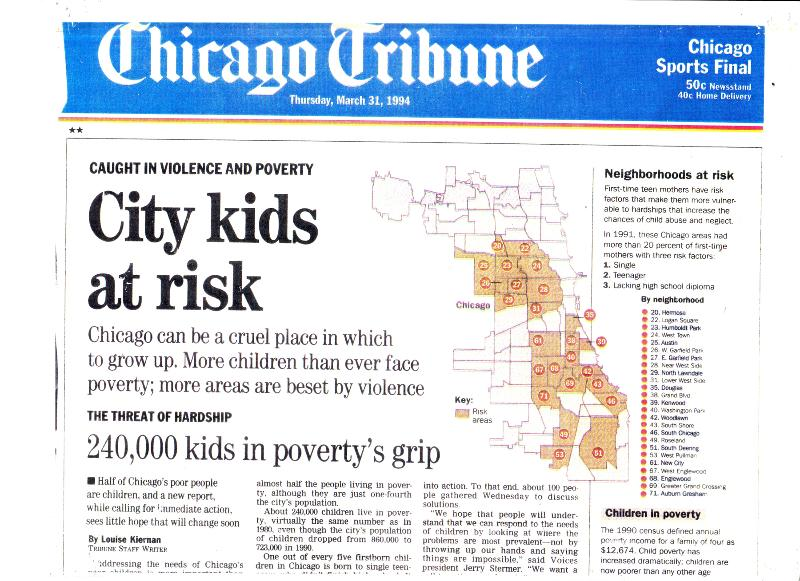 PovertyinChicago