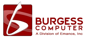 Burgess Logo - Emance