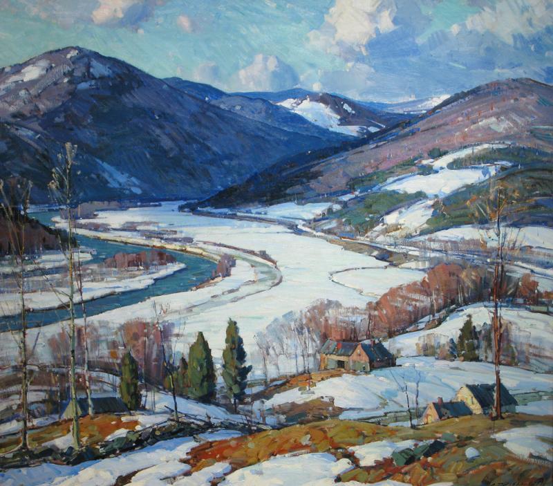 Hibbard painting