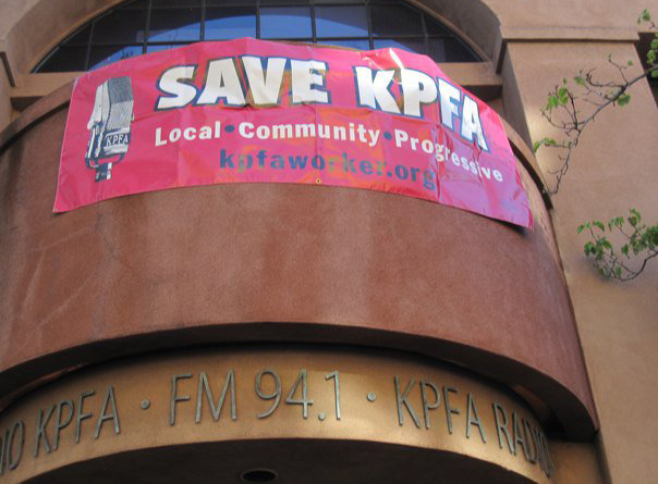 kpfa with banner