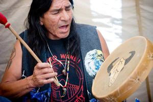 Native Drumming Class