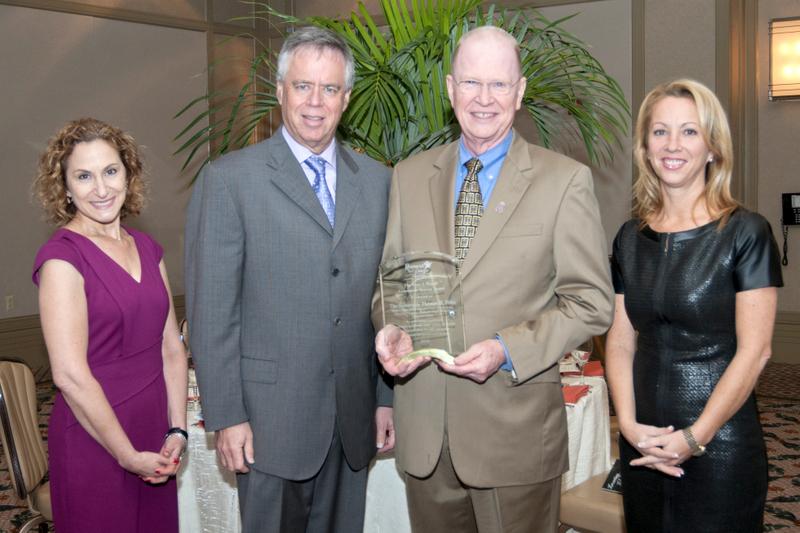 the peter j biondi community service award