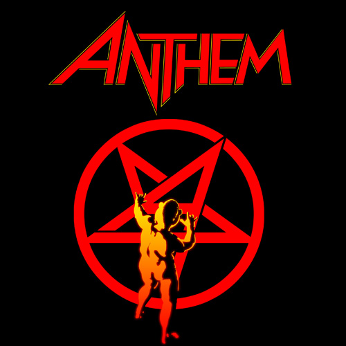 Anthem digipak artwork