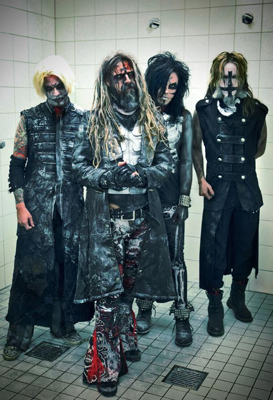 Rob Zombie Band lo