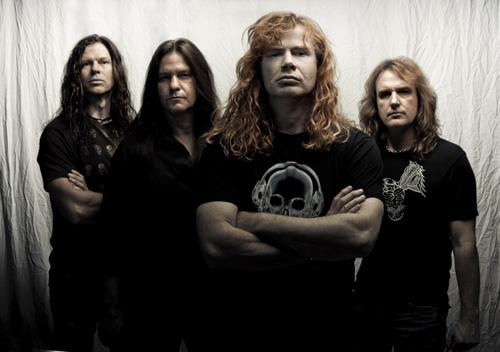 Megadeth PR