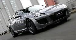 The Mazda RX-8