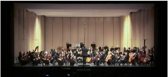 The Long Beach Polytechnic High School Orchestra